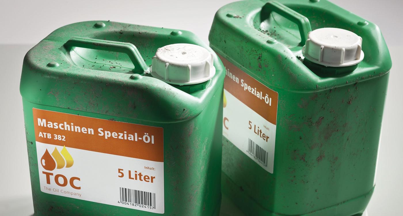 Etiketter til flasker, beholdere og dunke