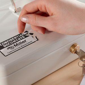 Etiketter til tyverisikring