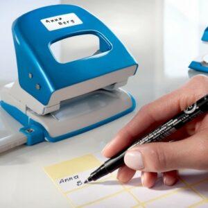 Etiketter til håndskrift